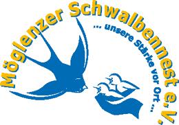 Logo vom Möglenzer Schwalbennest e.V.