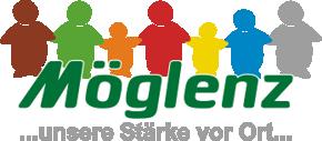 Internetseite des Ortes Möglenz